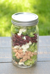 3-2-1 Salads - conveganence blog